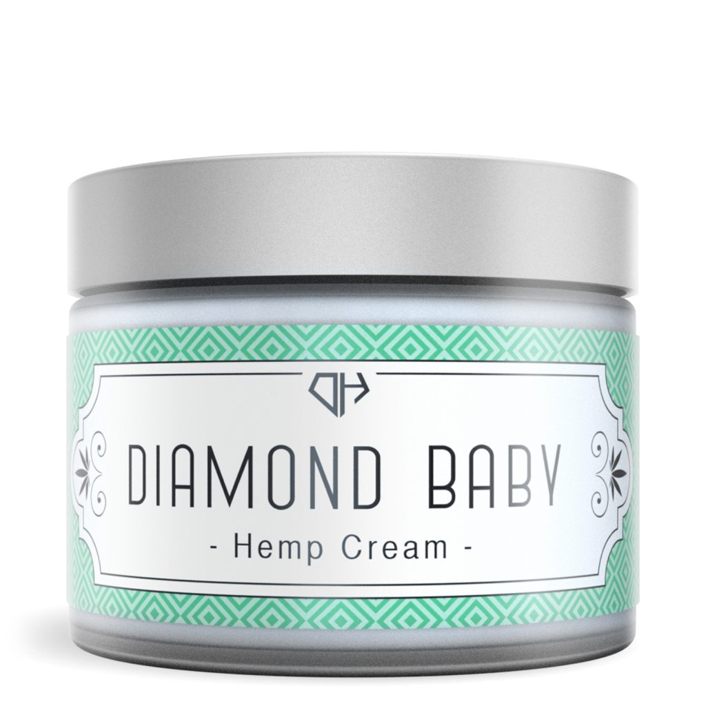 Hemp Cream for Dry Skin